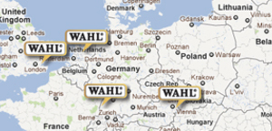 Wahl GmbH - Wahl Global